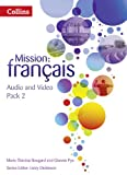 img - for Mission: Francais: Audio Video Pack 2 book / textbook / text book