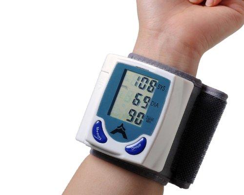 OEM numérique poignet Tensiomètre Heart Beat compteur