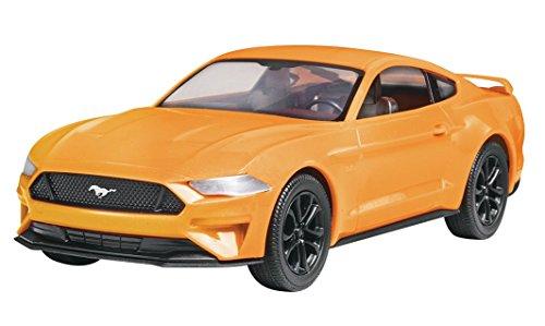 Revell SnapTite 2018 Mustang Model Kit Model Building Kit (Mustang Car Model)