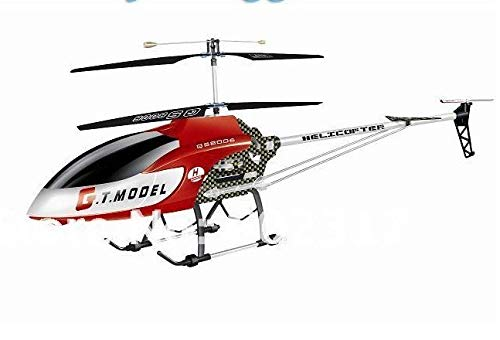Generic EMS 53  Extra Large Toys 134cm GT QS8006 2 Speed 3.5 Ch RC Helicopter Builtin GYRO Ready to Fly Big Model Toys