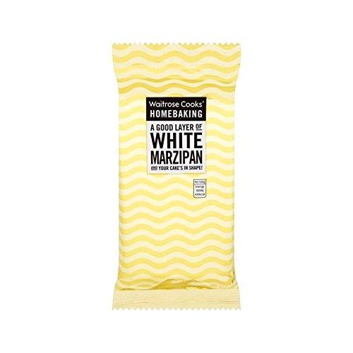 White Marzipan Waitrose 500g by WAITROSE