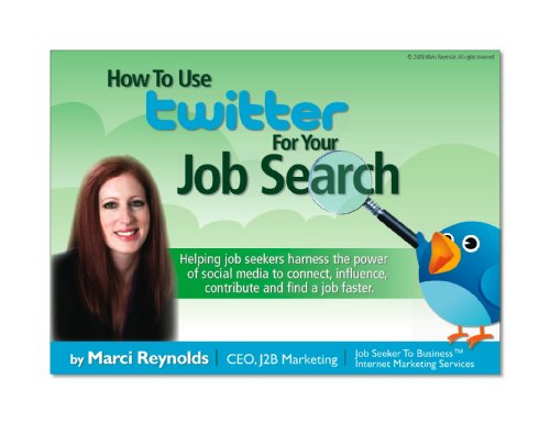 Download How To Use Twitter For Your Job Search Pdf
