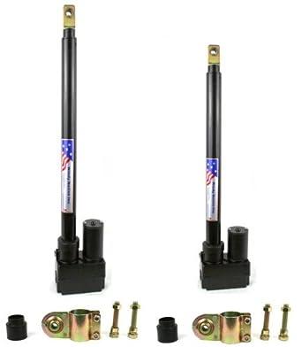 WindyNation 24 + 18 inch Heavy Duty 12VDC Linear Actuator