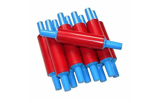 Creation Station CT6366 22 cm Childrens Plastic Rolling Pins by