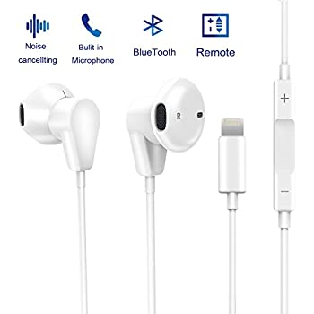 Amazon.com: Apple EarPods with Lightning Connector for