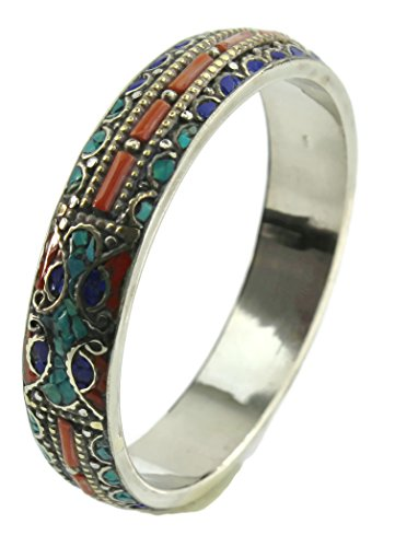 Onyx Arrow Southwestern Turquoise Bracelet product image