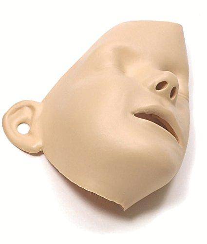 Laerdal 183010 Manikin Face Mask Model for Resusci Junior (Pack of - Resusci Junior Manikin