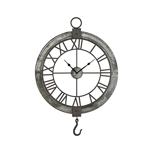 Pomeroy 916540 Homefront Wall Clock by Pomeroy