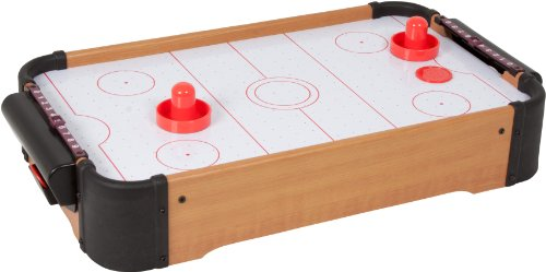 Exceptional Trademark Innovations Table Top Mini Air Hockey Game, Air Hockey .
