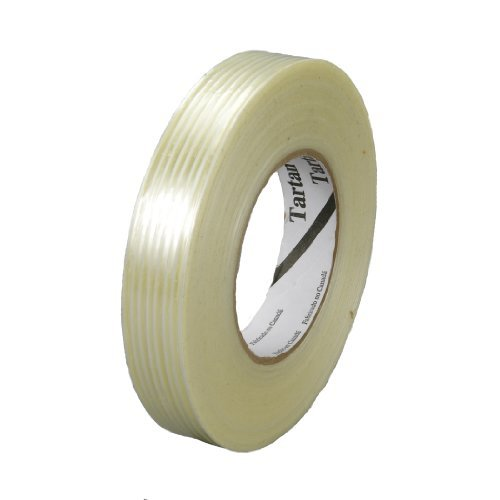 Tartan Filament Tape 8932 Clear, 9 mm x 55 m (Case of 96) (Tartan Filament Tape)