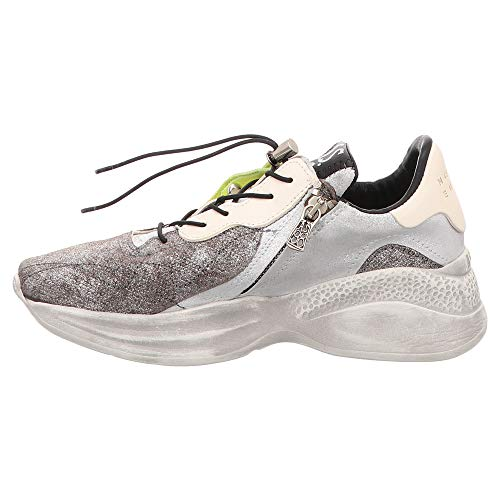 Grigio Grau 0801 s 98 Donna 0001 A 738102 Sneaker F80wxvtvq