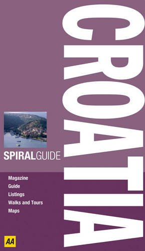 Croatia (AA Spiral Guides)