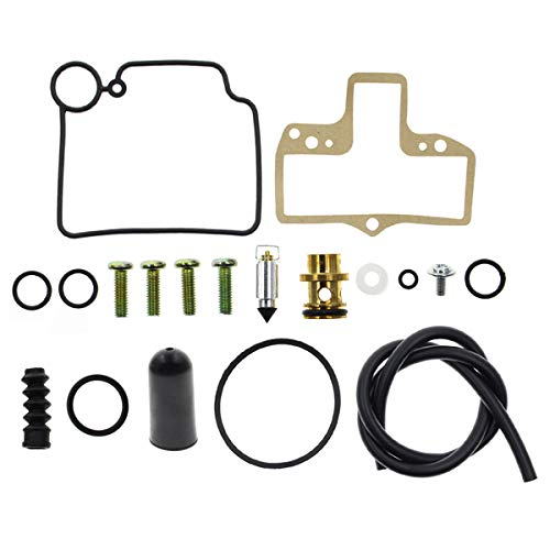 Carbhub HSR42 Carburetor Rebuild Kit for Mikuni HSR42 HSR45 Smoothbore KHS-016