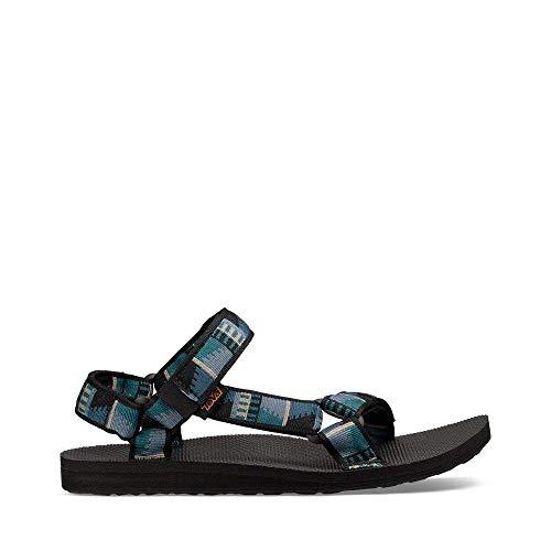 Teva Men's M Original Universal Sport Sandal, Peaks Black, 1