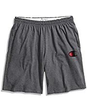 Champion Mens G856H Graphic Jersey Short Shorts