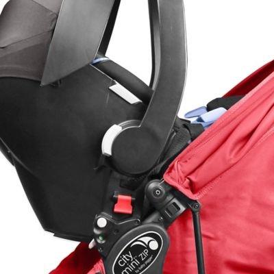 Baby Jogger City Mini Zip Stroller Infant Car Seat ()