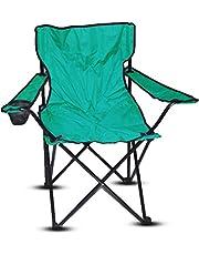 كرسي الشاطئ والحديقة القابل للطي [3659 أخضر]