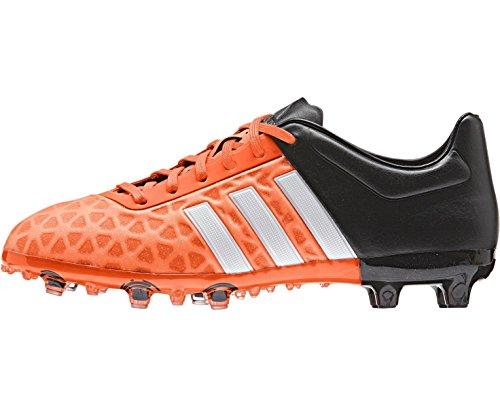 adidas Kinder Fussballschuhe ACE 15.1 FG/AG Jr solar orange/ftwr white/core black 38