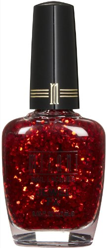 MILANI Specialty Nail Lacquer Jewel FX - Red
