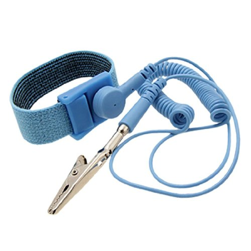 Static Control Wrist Strap (SMAKN® Blue Anti-Static Wrist Strap)
