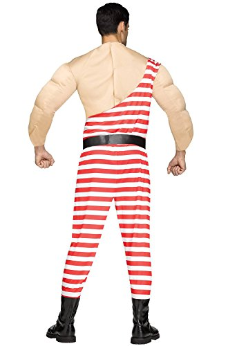Fun World Men's Carny Muscle Man, Multi, Standard - http://coolthings.us