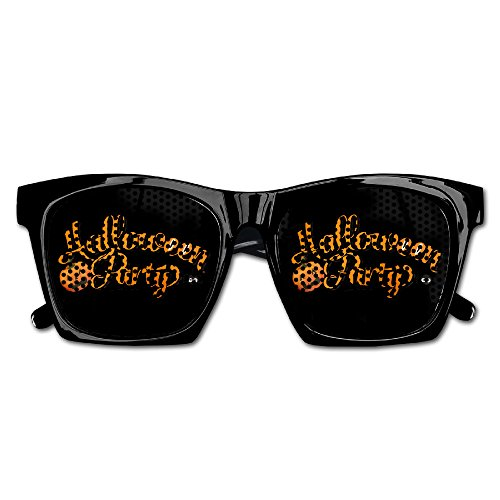 Fashion Party Sunglasses Halloween Pumpkin Resin Frame Wedding Sunglasses Eyewear For Men Women