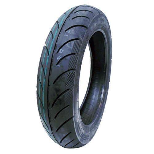 90/90-12 Tubeless Scooter Tire Front/Rear Street Tread 12