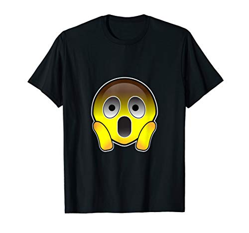 Halloween Group Costume T Shirt DIY Emoji Men Women -