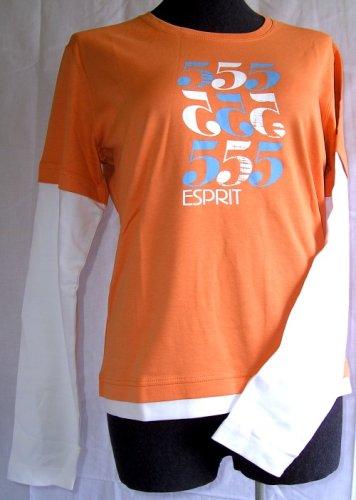 Esprit 555 Longsleeve Shirt - Gr. XXL - versandkostenfrei innerhalb Deutschland