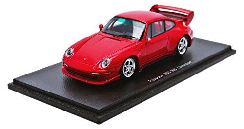 Spark - S4474 - Porsche - 911/993 RS Club Sport - 1995 - É chelle 1/43 Véhicules