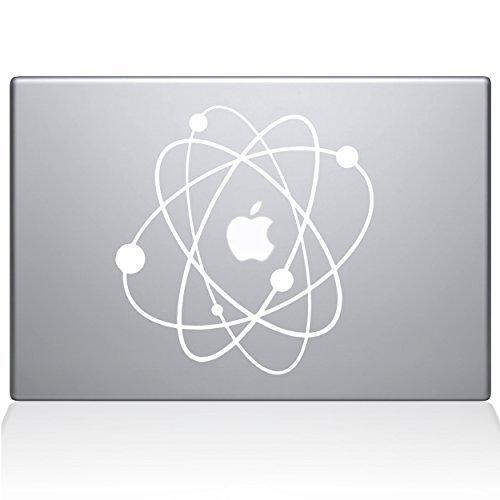 芸能人愛用 The Decal Guru 2090-MAC-15X-W [並行輸入品] Atom 2 Decal Vinyl Newer) Sticker Decal White 15 MacBook Pro (2016 & Newer) [並行輸入品] B0788DF31Z, タケノチョウ:5c25f1ca --- svecha37.ru