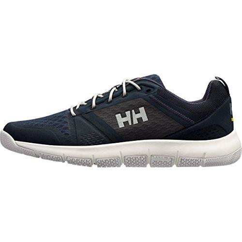 Helly Hansen 11312, Herren Schnürhalbschuhe 40,5 EU blau (blau Navy 597)