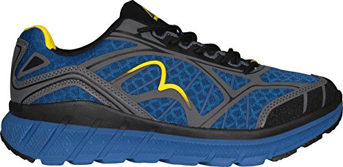 More Mile R66 Mens Running Shoes - Blue KONLrN