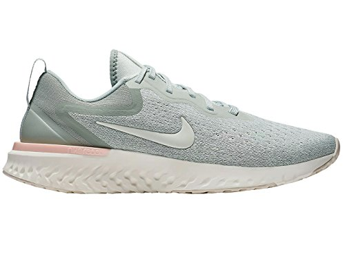 Odyssey Wmns Silver NIKE 009 Light Sail Donna Green Scarpe Running React Mica Multicolore 645aw