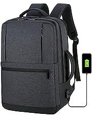 حقيبة كتف من Meinaili لحمل الكمبيوتر المحمول حقيبة سفر مضادة للسرقة سعة كبيرة