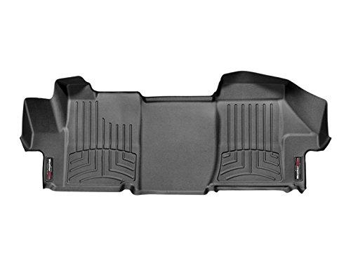 2014-2015 Dodge Ram Promaster Black Floor Liners – Front Set