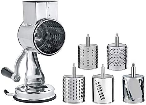 Stainless Cheese Grater Rotary Chopper product image