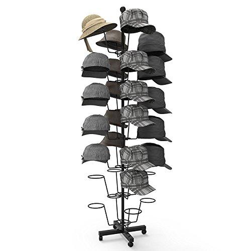 Baseball Bat Hat Rack - 7
