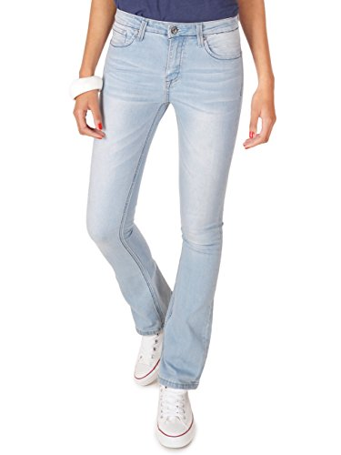 Jeans Cut Avenue Hellblau Donna 62nd Boot ZtFq5wnaUx