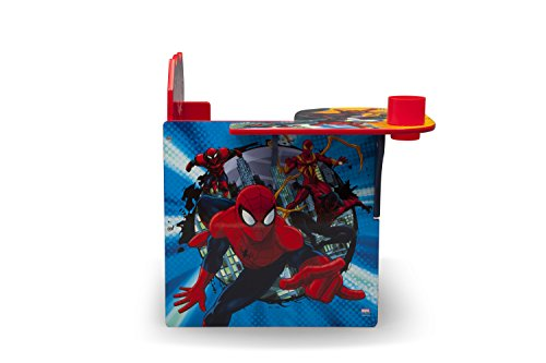 Delta Children Chair Desk With Storage Marvel Spider Man