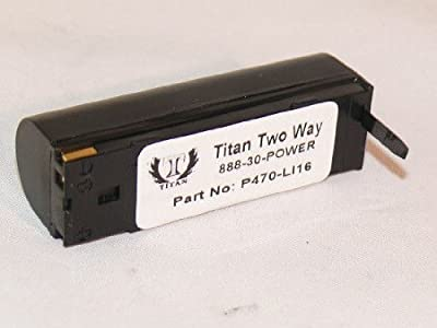 3.6V 1600mAh Barcode Scanner Battery for Symbol 50-14000-079,50-14000-145,P360