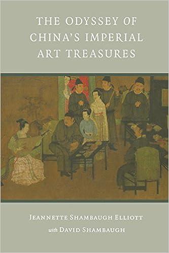 Odyssey of Chinas Imperial Art Treasures A Samuel and Althea Stroum Book: Amazon.es: Shambaugh Elliot, Jeannette, Shambaugh, David: Libros en idiomas extranjeros