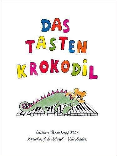 VARIOS - Das Tasten Krokodil Pequeñas Piezas Faciles para Piano Ed. Aleman/ Ingles: Amazon.es: VARIOS: Libros