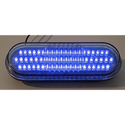 Kaper II L16-0020 Blue Auxiliary LED Light: Automotive