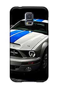 New Ford Mustang Shelby 2013 Tpu Skin Case Compatible With Galaxy S5