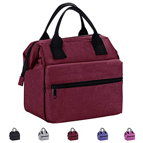 Cheap  Srise Lunch Box Insulated Lunch Bag For Men &Women Meal Prep Lunch..