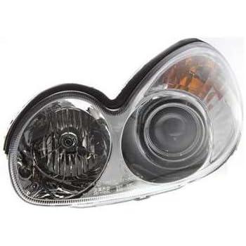 02 03 04 05 GL GLS GLX LX VE SEDAN PROJECTOR HEADLIGHTS LAMPS CHROME LEFT+RIGHT