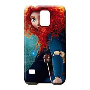 samsung galaxy s5 Shock-dirt forever Hot Style mobile phone shells brave's princess merida
