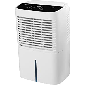 whirlpool energy star 70 pint 2 speed dehumidifier ad70gusb home kitchen. Black Bedroom Furniture Sets. Home Design Ideas