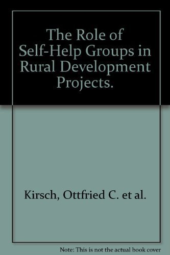 The role of self-help groups in rural development projects: A project report on documentation research (Publications of the Research Centre for International Agrarian Development) (Role Of Self Help Groups In Rural Development)